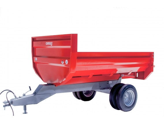 Acoplado trailer Cemag CBH6 uso general
