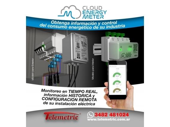 Control Consumo Energía Eléctrica Vía On Line Año 2021