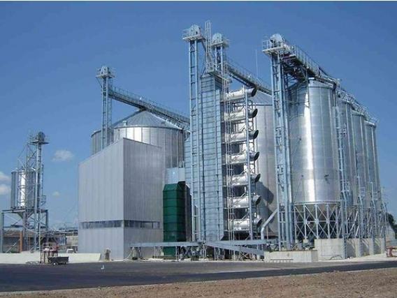 Planta De Secado Y Almacenamiento GSI