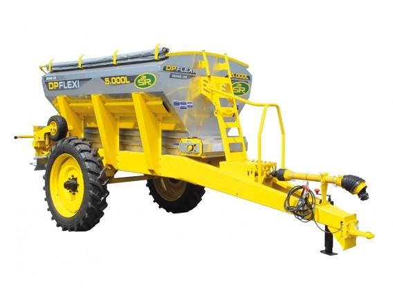 Fertilizadora Al Voleo Sr Dpx-Flexi 5000 Serie 09