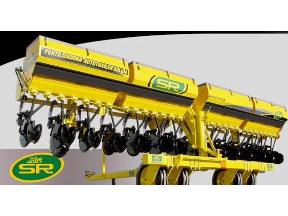 Fertilizadora Incorporadora Sr Autotrailer Solida