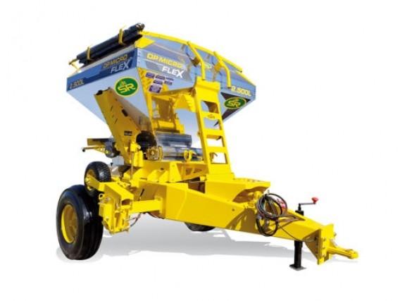 Fertilizadora Sr Dpx Microflex 2500