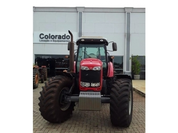 Tractor Massey Ferguson Mf 7219 - Año 2017