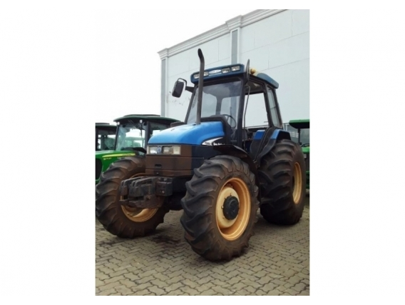 Tractor New Holand Ts110 - Año 2006